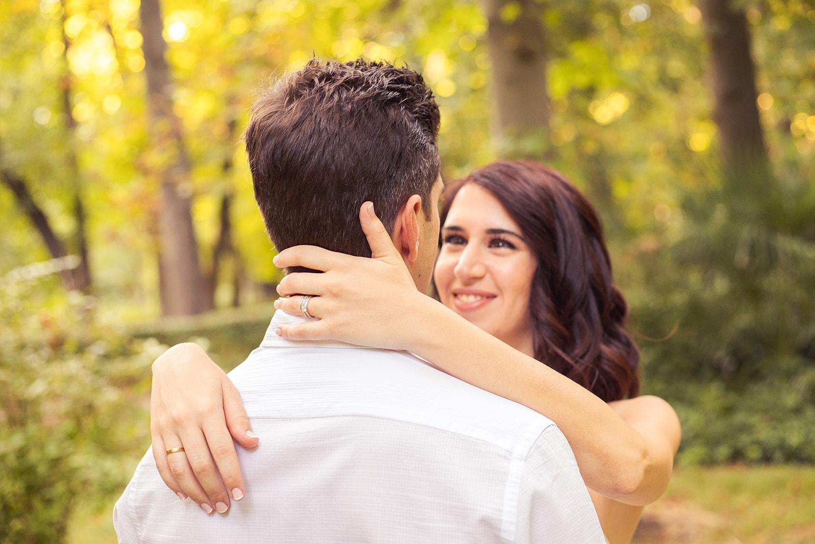 Fotografía boda en el retiro
