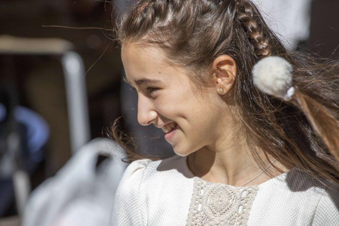 Fotógrafo comuniones Madrid