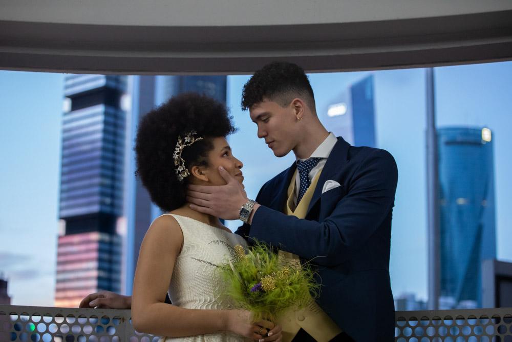Fotografía boda Madrid